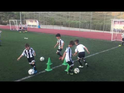 Juventus Camp Athens – Week 1