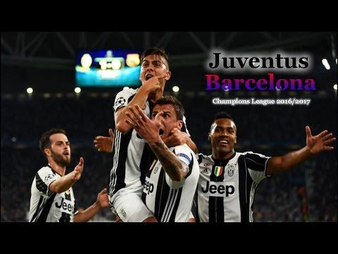 Juventus – Barcellona 3-0 (SANDRO PICCININI) 2016/2017