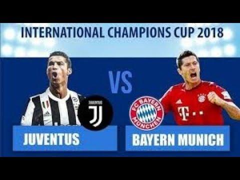 LIVE JUVENTUS vs BAYERN MUNICH LIVE STREAM HD – ICC 2018