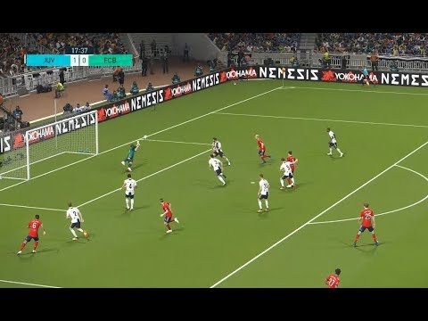 [HD] Juventus vs Bayern Munchen | International Champions Cup | 25 Juillet 2018 | PES 2018