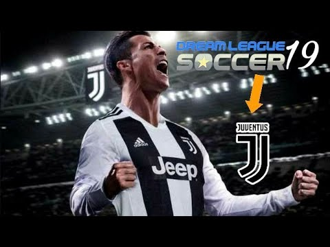 Dowloand Dream League Soccer 19 Mod Juventus Team All Players 100 ( Apk+Data+Obb)