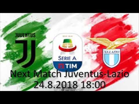 Juventus-Lazio LIVE STREAM 25.08.2018 18:00
