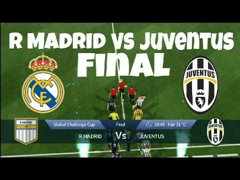 Real Madrid vs Juventus – Champions League Final – Dream League Soccer 2017