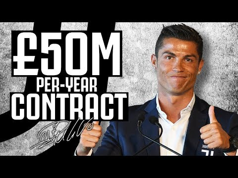 REVEALED: Cristiano Ronaldo To Earn £200M At Juventus! | Futbol Mundial