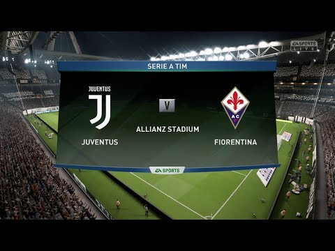JUVENTUS VS FIORENTINA | ITALIAN SERIE A FULL MATCH, GOALS, HIGHLIGHTS AND RESULTS