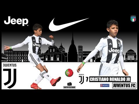 🇵🇹 Cristiano Ronaldo Jr – Amazing Skills & Goals | 2019 | U9 Juventus Madeira