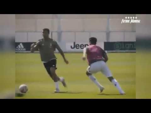 Preparación de Cristiano Ronaldo para el partido contra Chievo | Juventus vs Chievo
