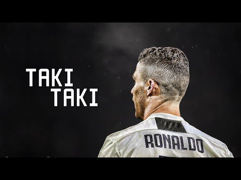 Cristiano Ronaldo ❯ Taki Taki | Skills & Goals 2019 | Juventus HD