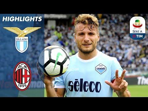 Lazio 4-1 Milan | Highlights | Giornata 3 | Serie A TIM 2017/18
