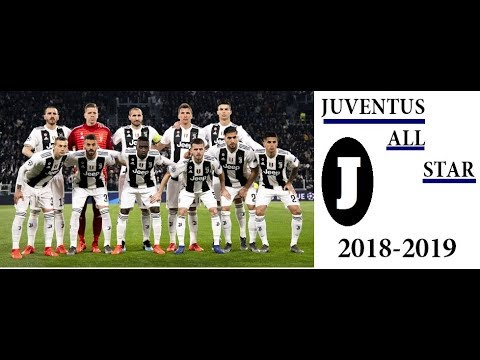 List Name Player Of Juventus Fc  . Biography and Squad 2018/2019 | HD