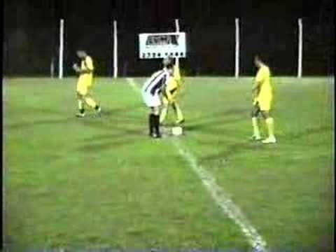 Gols de 21.11.2006 – Juventus 0x2 Arsenal