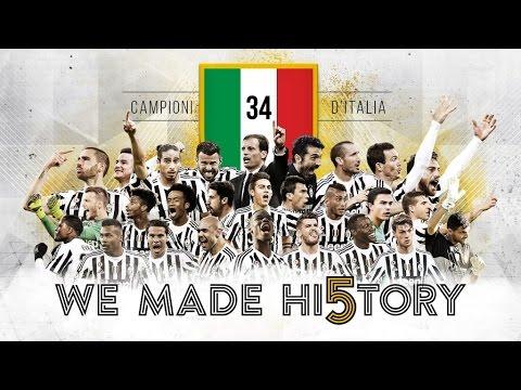 Juventus , Scudetto Champions 2015/2016 Serie A