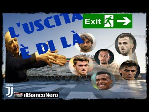 Mercato Juve, Chirico: i giocatori da cedere