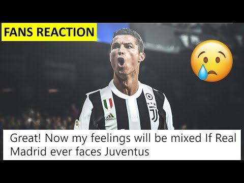 Fans React To Ronaldo Transfer To Juventus | Twitter Reactions
