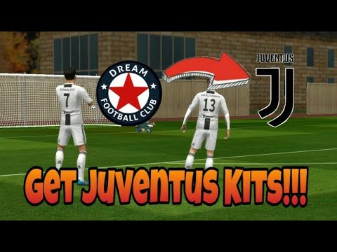 Get Juventus Team●Kits,Logo,Players in Dream League Soccer 2019
