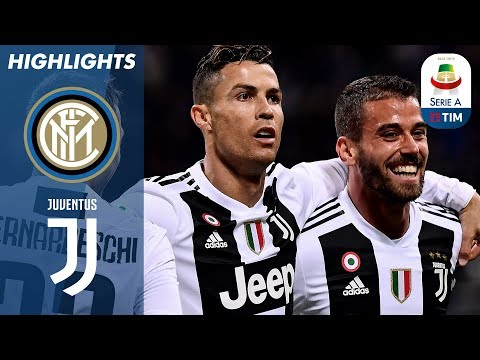 Inter 1-1 Juventus | Ronaldo Equaliser Denies Inter the Win | Serie A
