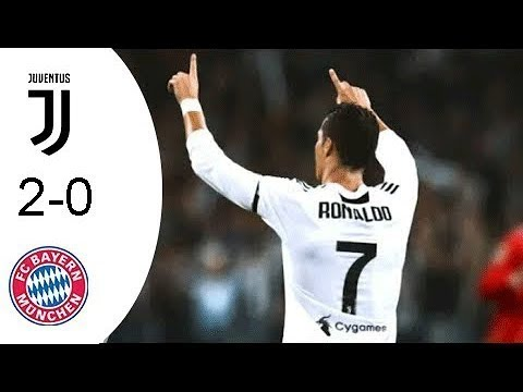 JUVENTUS VS BAYERN MUNICH 2-0 (All Goals & Highlights 2018)