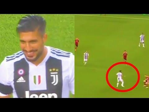 Debut Emre Can bersama Juventus • Juventus vs Bayern Munich ICC Cup 2018 •