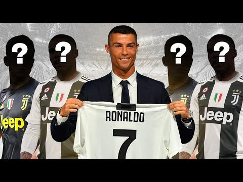 The 7 players Cristiano Ronaldo wants to bring to Juventus – Oh My Goal