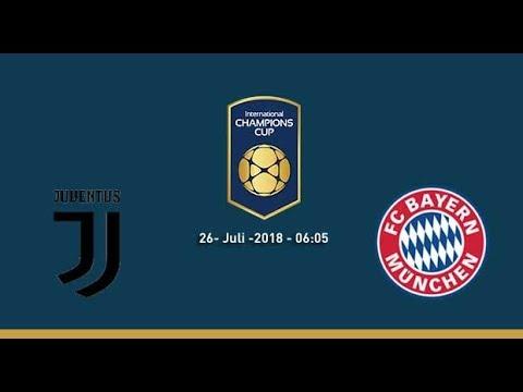 Match Prediksi Juventus vs Bayern Munich 26/07/2018