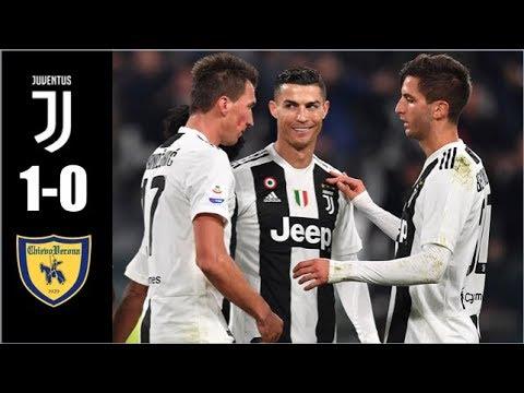 Juventus Vs Chievo Verona All Goals and Highlights Full Match
