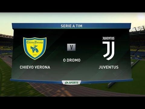FIFA 19 – Juventus vs Chievo Verona – Video #2