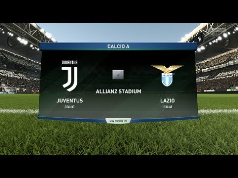 Juventus – Lazio | FIFA 18 Match Prediction