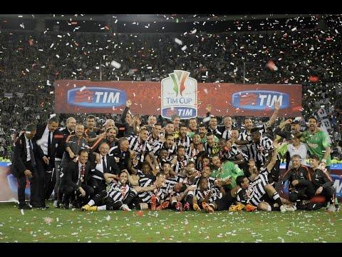 Coppa Italia final 2014/15: Juventus 2-1 Lazio