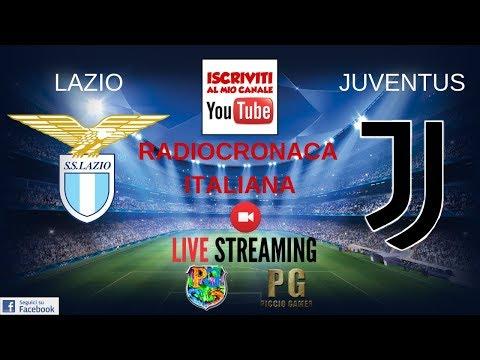 🔴LAZIO vs JUVENTUS SERIE A Radiocronaca live in diretta streaming 27-01-2019