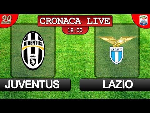 JUVENTUS LAZIO Live in diretta streaming del 14/10/17 SERIE A