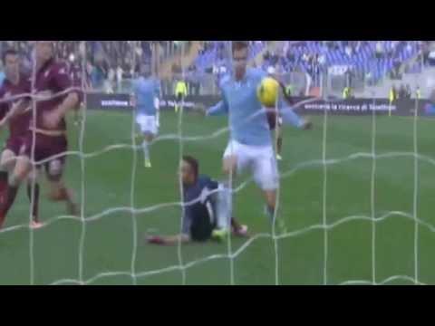 Lazio vs Livorno 2 0 All Goals & Full Match Highlights 15 12 2013 HD