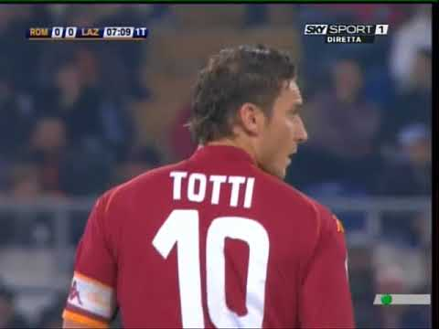 Roma Lazio 1-0 | Full Match Stagione 2007/08