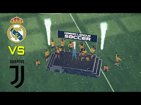 Real Madrid VS Juventus ● Dream League Soccer 2018 Gameplay