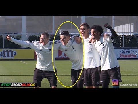 Cristiano Ronaldo ⚽ Allenamento\Training for Juventus Vs Inter ⚽ 2018\2019 ⚽ HD #Juve