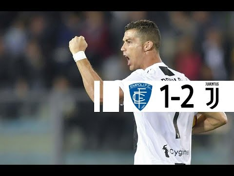 Empoli vs Juventus (27.10.2018) – Serie A  Extended Highlights
