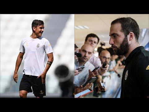 Juventus kick off Champions League final preparations