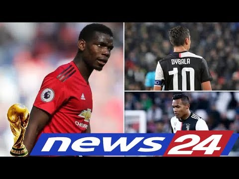 News24 –  Man Utd news: Juventus to offer Dybala AND Sandro in shock swap deal for Pogba – EXCLUSIVE