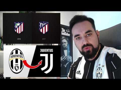 Juventus se la Juega ¿LOGO o ESCUDO?