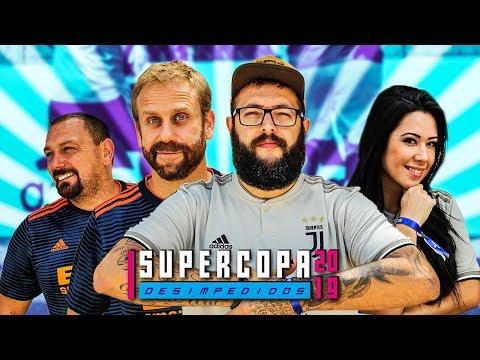 Achamos o CRAQUE da SuperCopa Desimpedidos! – Valencia x Juventus