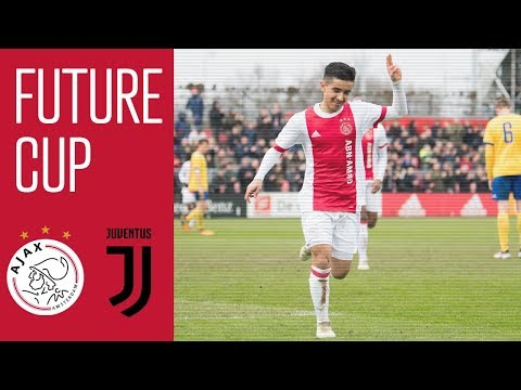 Finale Future Cup: Ajax O17 – Juventus
