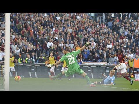 Roma – lazio 2-0 raccontata da Guido De Angelis (8-11-2015)
