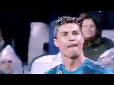 Zidane Reaction after Cristiano Ronaldo historical goal – Juventus vs Real Madrid 0-3