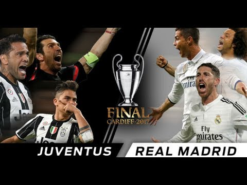 Juventus vs Real madrid Motivational Promo, UEFA Champions league final match 2016/17 preview