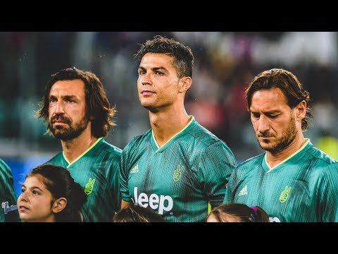 Cristiano Ronaldo at Charity Match 2019 – Goals & Skills