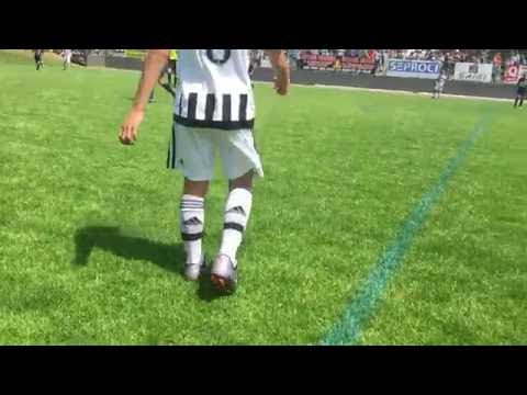 2016 05 28 – U9 – SC AIR BEL- JUVENTUS – Tournoi International Luynes Sport