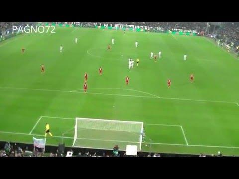 JUVENTUS Vs Bayern Munich  Goal Dybala 1-2