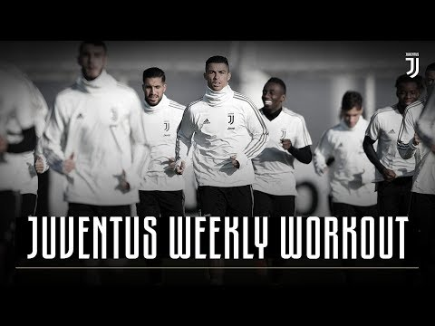 Getting set for Serie A return | Juventus Weekly Workout