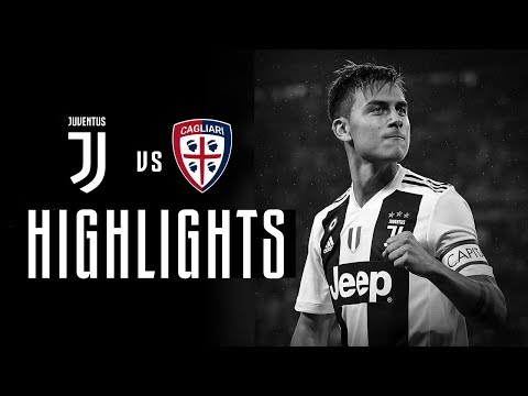HIGHLIGHTS: Juventus vs Cagliari – 3-1 | 3 goals,  3 points!