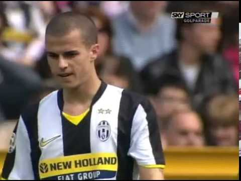 Juventus 3-3 Chievo – Campionato 2008/09