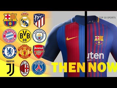 NEW KITS 2017/18! | Ft. Barcelona, Real Madrid, Juventus… etc. | 1080p